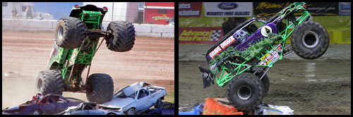 Randy Brown - Grave Digger - Freestyle