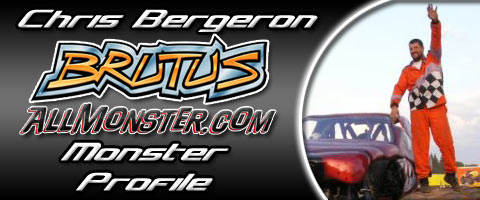 Chris Bergeron - Brutus - Monster Profile