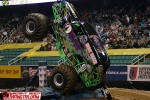 Greensboro, North Carolina – Monster Jam – January 13, 2007
