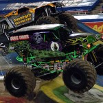 Dennis Anderson Grave Digger - Tom Meents - Maximum Destruction