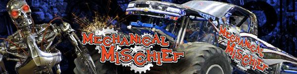 Mechanical Mischief Monster Truck