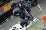 Charlottesville, Virginia – Monster Jam – March 7, 2008
