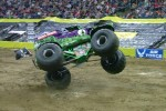 Columbus, Ohio – Monster Jam – January 4, 2008