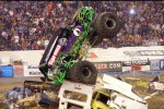 Grave Digger Randy Brown Indianapolis Freestyle