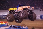 Samson Monster Jam Pontiac 2005