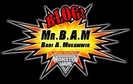 Bari Musawwir's Monster Jam Blog