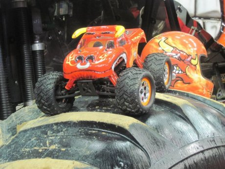 Bari Musawwir's R/C El Toro Loco