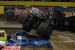 Hampton, Virginia – Monster Jam  February 17 (2PM Event), 2007