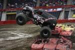 Evansville, IN – Monster Jam – January 6, 2012