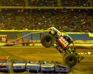 Safe Auto Monster Truck