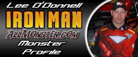 Lee O'Donnell - Iron Man - Monster Profile