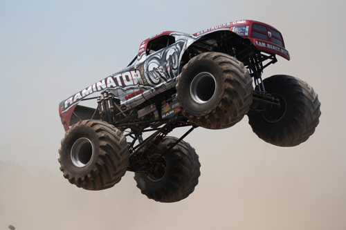 Raminator monster truck