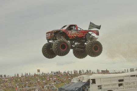 Barbarian Monster Truck
