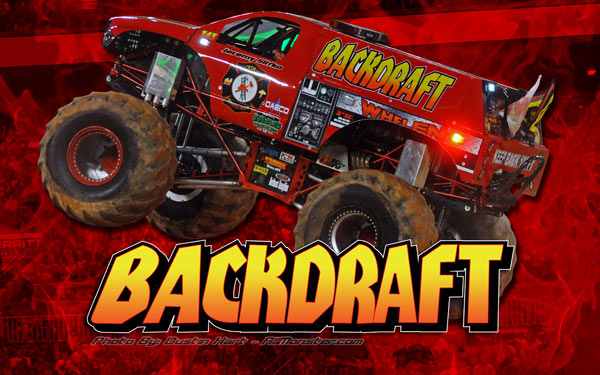 Backdraft Wallpaper