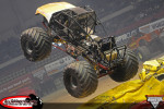 Hooked - Steven Sims - Hampton Monster Jam 2013