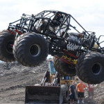 Steven Sims - Stone Crusher Monster Truck