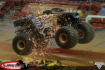 Raleigh, North Carolina – Monster Jam – March 16, 2013 (2pm Show)