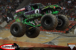 Raleigh, North Carolina – Monster Jam – March 16, 2013 (7:30pm Show)
