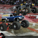 Grave Digger The Legend - Max D - Monster Jam World Finals XIV