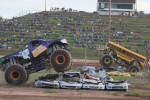 Parkersburg,WV – Vaters Monster Motorsports – May 25, 2013