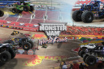 JDR Blog - Monster Jam World Finals Racing Course