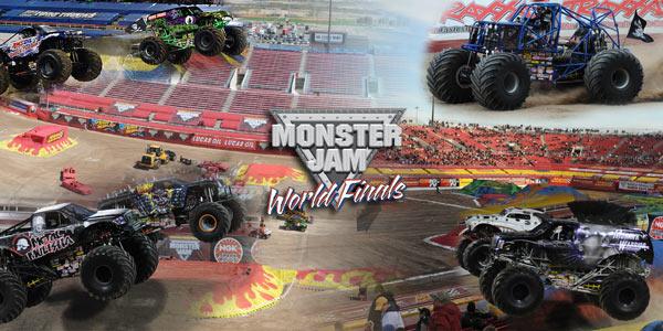 JDR Blog - Monster Jam World Finals Racing Course