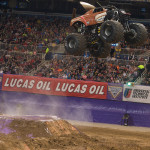 Dustin Brown - Monster Mutt- St. Louis Monster Jam 2015