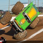 Avenger 2015 Back To School Monster Truck Bash