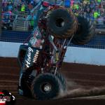 Heavy Hitter - 2015 Back To School Monster Truck Bash