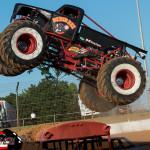 River Rat - 2015 Back To School Monster Truck Bash