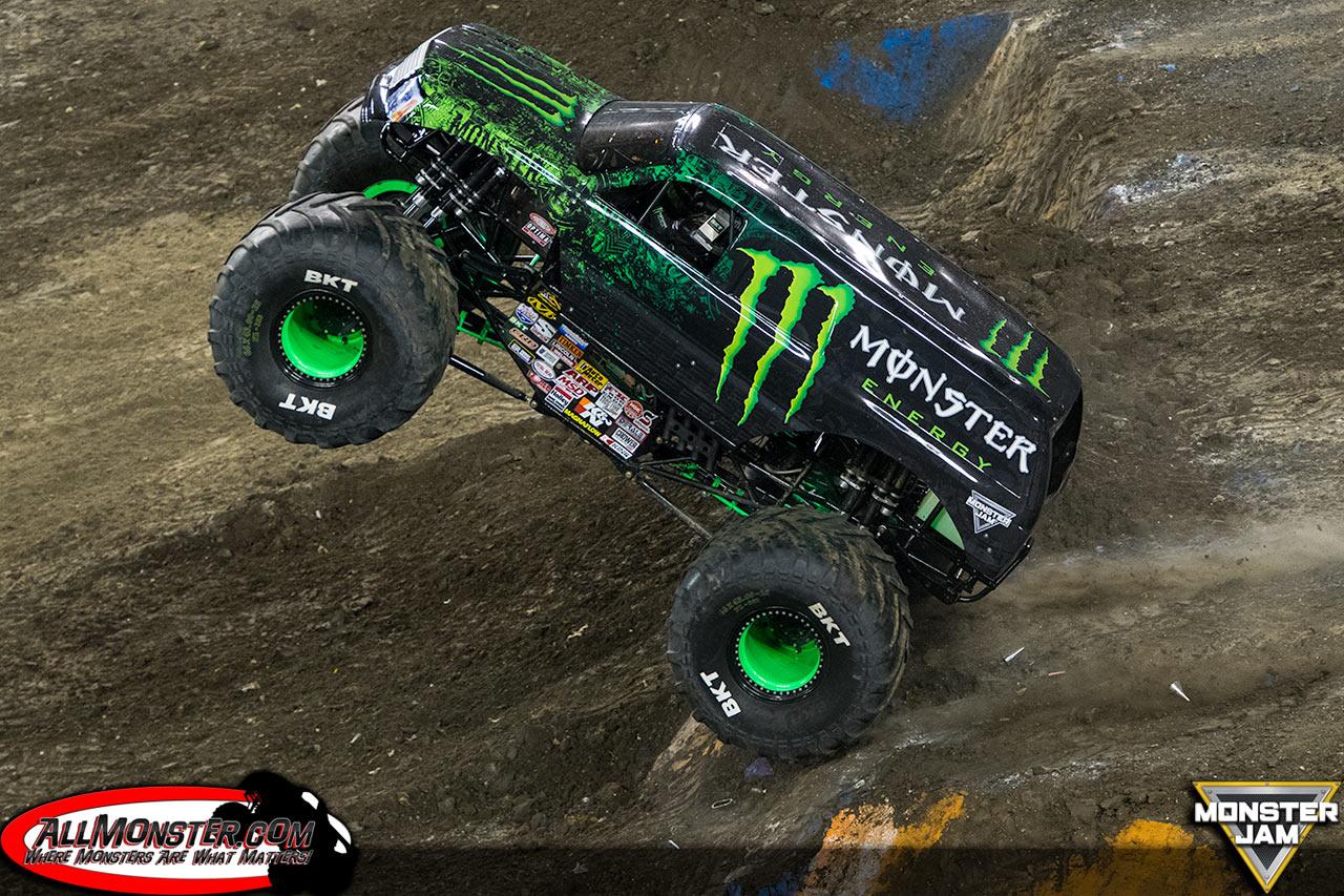 Monster Jam Photos: Tampa, Florida - FS1 Championship ...