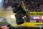 Las Vegas, Nevada – Monster Jam World Finals XVII Racing – March 18, 2016