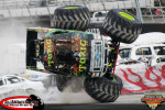 Bristol, Tennessee – Thompson Metal Monster Truck Madness – July 26, 2014