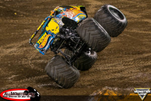 Hot Wheels - East Rutherford Monster Jam 2016