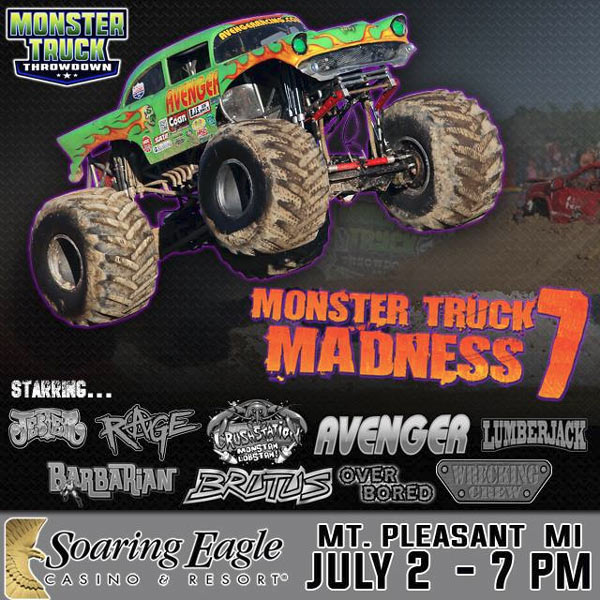 Monster Truck Madness 7