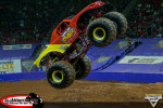 Raleigh, North Carolina – Monster Jam – April 9, 2016 (Afternoon)