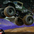 Raleigh, North Carolina – Monster Jam – April 9, 2016 (Night)