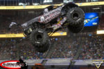 Foxborough, Massachusetts – Monster Jam – June 25, 2016