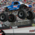 Bristol, Tennesse – Thompson Metal Monster Truck Madness – July 17, 2016