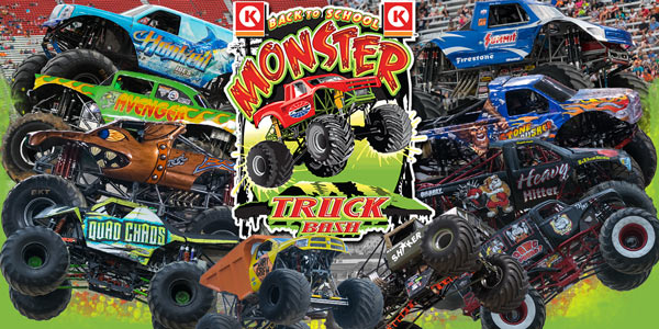 Back To School Monster Truck Bash 2016 Preview