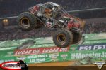 Arlington, Texas – Monster Jam – February 4, 2017